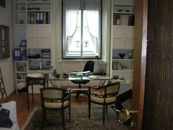 Ufficio in affitto a Milano, Repubblica, Stazione Centrale, 130 mq