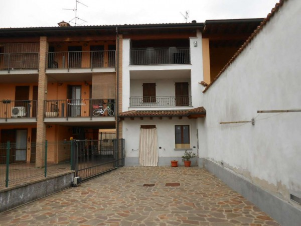Casa indipendente in vendita a Trescore Cremasco, Centro, 149 mq - Foto 2