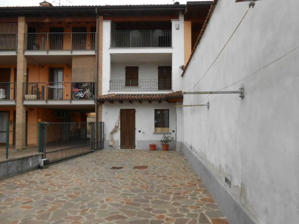 Casa indipendente in vendita a Trescore Cremasco, Centro, 149 mq - Foto 5