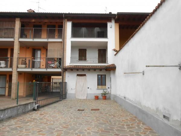 Casa indipendente in vendita a Trescore Cremasco, Centro, 149 mq - Foto 12