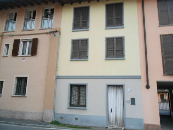 Casa indipendente in vendita a Trescore Cremasco, Centro, 149 mq - Foto 4