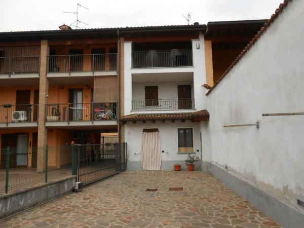 Casa indipendente in vendita a Trescore Cremasco, Centro, 149 mq - Foto 3
