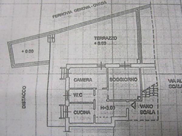 Appartamento in vendita a Genova, Sestri Ponente, Con giardino, 80 mq - Foto 3
