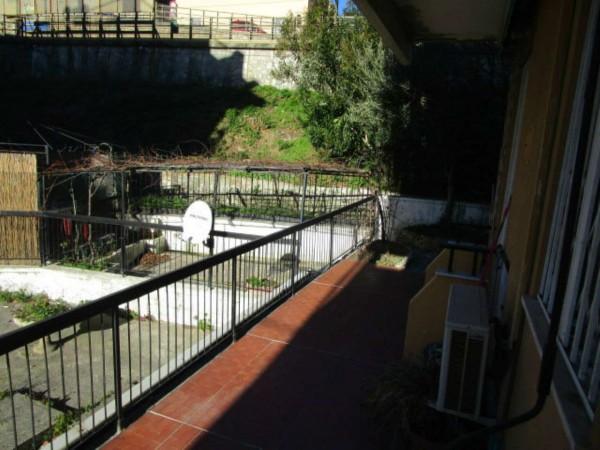 Appartamento in vendita a Genova, Sestri Ponente, Con giardino, 80 mq - Foto 23