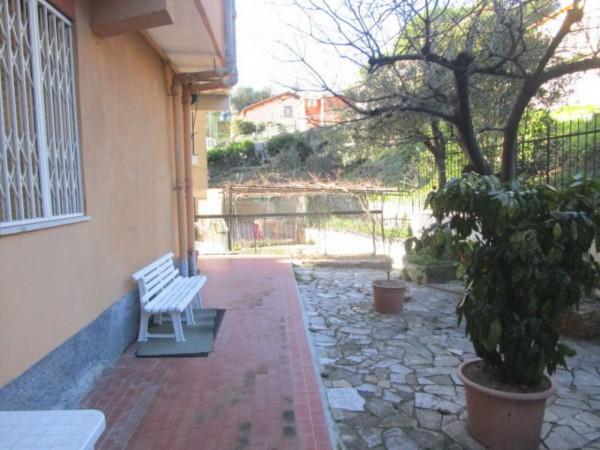 Appartamento in vendita a Genova, Sestri Ponente, Con giardino, 80 mq - Foto 9