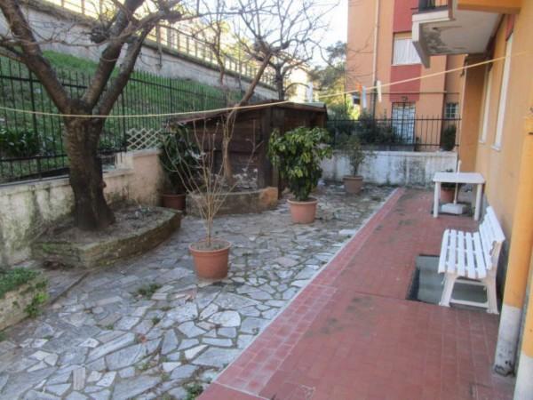 Appartamento in vendita a Genova, Sestri Ponente, Con giardino, 80 mq - Foto 21