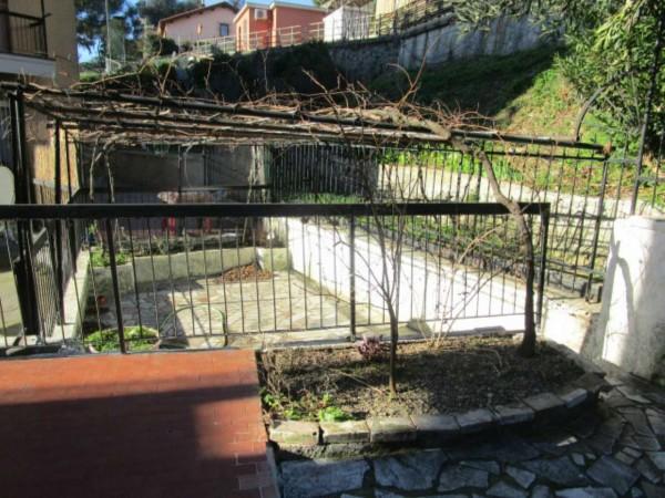 Appartamento in vendita a Genova, Sestri Ponente, Con giardino, 80 mq - Foto 7