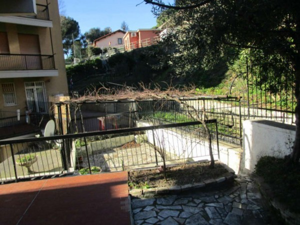 Appartamento in vendita a Genova, Sestri Ponente, Con giardino, 80 mq - Foto 8