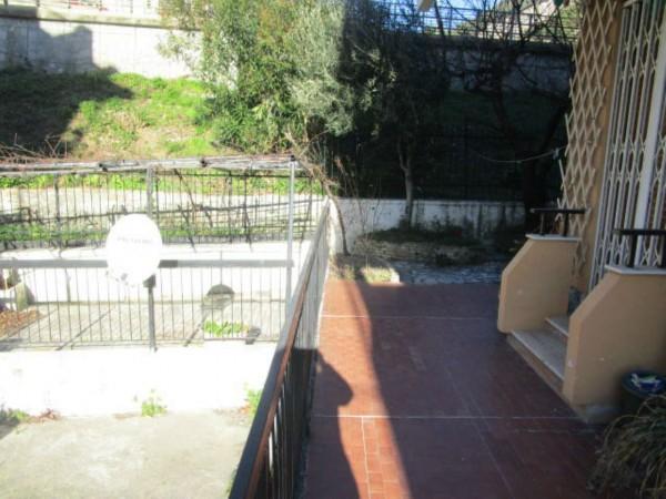 Appartamento in vendita a Genova, Sestri Ponente, Con giardino, 80 mq - Foto 22