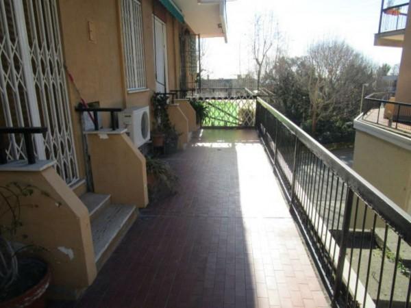 Appartamento in vendita a Genova, Sestri Ponente, Con giardino, 80 mq - Foto 5