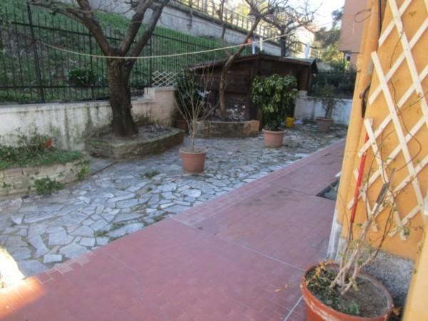 Appartamento in vendita a Genova, Sestri Ponente, Con giardino, 80 mq - Foto 1