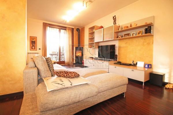 Villa in vendita a Cassano d'Adda, Cristo Risorto, Con giardino, 213 mq - Foto 11