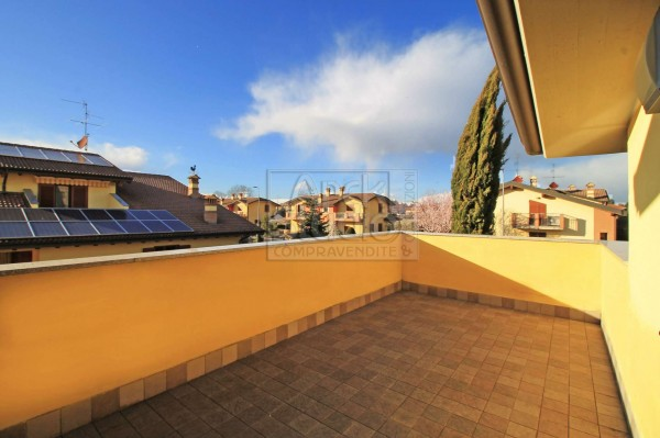 Villa in vendita a Cassano d'Adda, Cristo Risorto, Con giardino, 213 mq - Foto 10