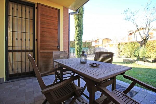 Villa in vendita a Cassano d'Adda, Cristo Risorto, Con giardino, 213 mq - Foto 19