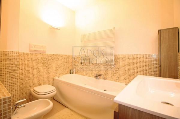 Villa in vendita a Cassano d'Adda, Cristo Risorto, Con giardino, 213 mq - Foto 8