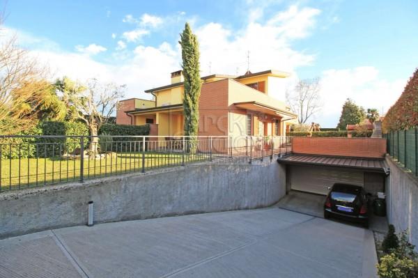Villa in vendita a Cassano d'Adda, Cristo Risorto, Con giardino, 213 mq - Foto 17