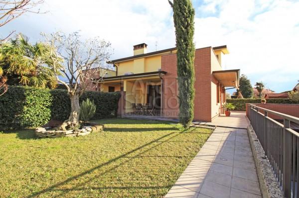 Villa in vendita a Cassano d'Adda, Cristo Risorto, Con giardino, 213 mq - Foto 21