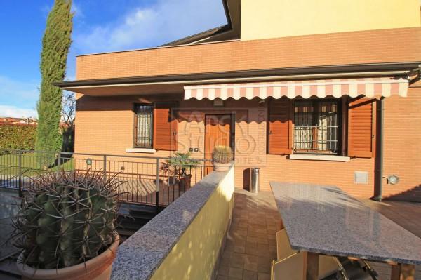 Villa in vendita a Cassano d'Adda, Cristo Risorto, Con giardino, 213 mq - Foto 18