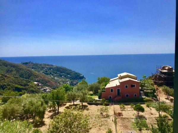 Villa in vendita a Bonassola, San Giorgio, 120 mq