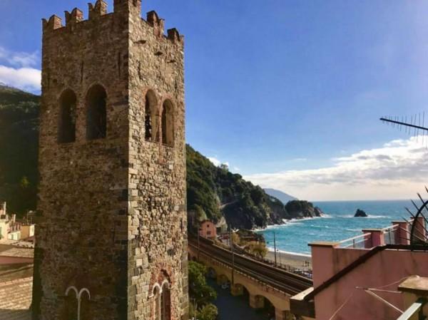 Appartamento in vendita a Monterosso al Mare, Centro Storico, 106 mq