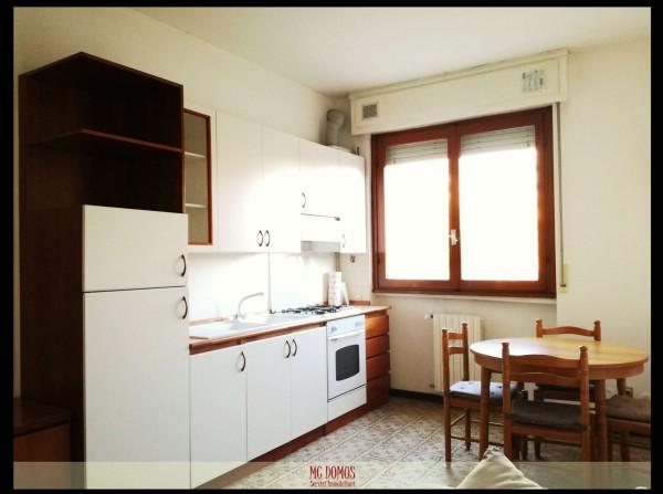 Appartamento in affitto a Milano, Don Gnocchi, Arredato, con giardino, 50 mq