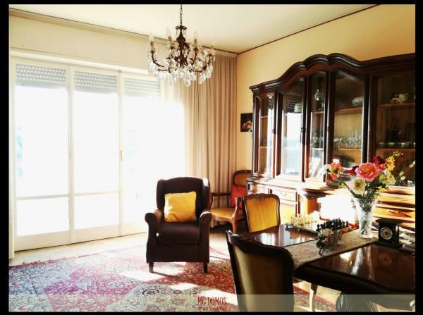 Appartamento in vendita a Milano, Sansiro, 100 mq