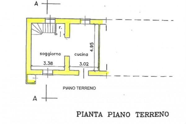 Appartamento in vendita a Venaria Reale, Centro Storico, Con giardino, 101 mq - Foto 2