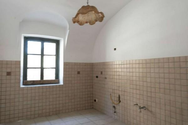 Appartamento in vendita a Venaria Reale, Centro Storico, Con giardino, 101 mq - Foto 8