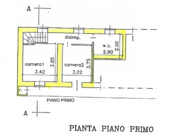 Appartamento in vendita a Venaria Reale, Centro Storico, Con giardino, 101 mq - Foto 3
