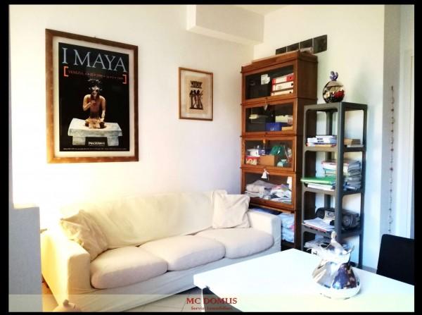 Appartamento in vendita a Milano, Piazza Melozzo Da Forlì, 48 mq