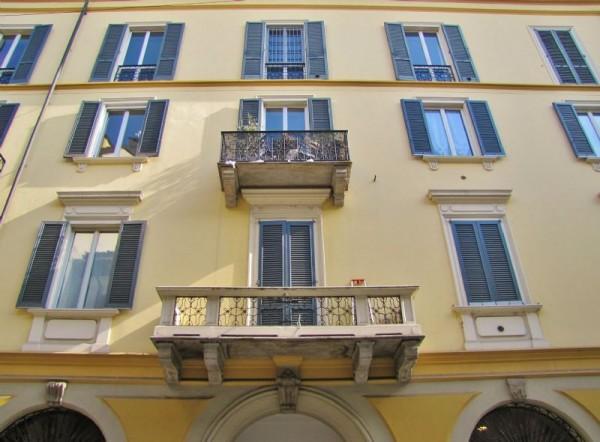 Appartamento in affitto a Milano, Magenta, 170 mq