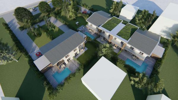 Villa in vendita a Cesate, Arredato, 154 mq