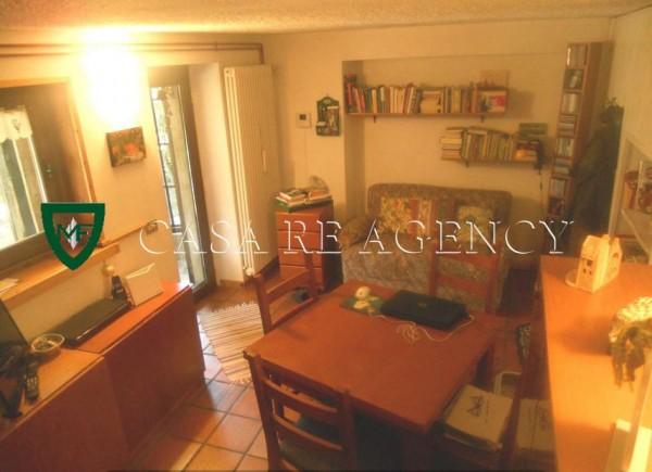 Villa in vendita a Varese, La Rasa, Con giardino, 160 mq - Foto 28