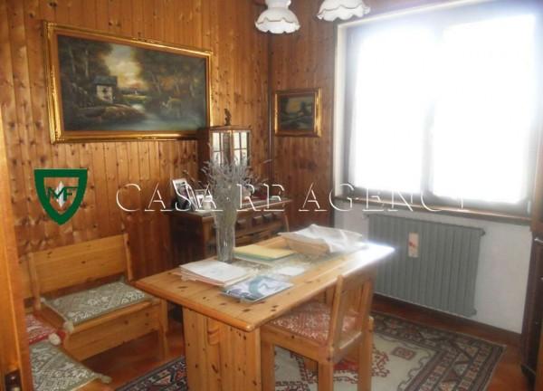 Villa in vendita a Varese, La Rasa, Con giardino, 160 mq - Foto 22