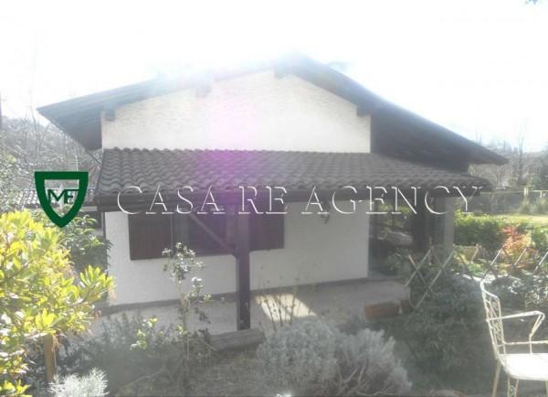 Villa in vendita a Varese, La Rasa, Con giardino, 160 mq - Foto 27