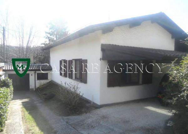 Villa in vendita a Varese, La Rasa, Con giardino, 160 mq - Foto 33
