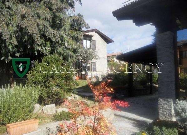 Villa in vendita a Varese, La Rasa, Con giardino, 160 mq - Foto 26