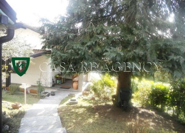 Villa in vendita a Varese, La Rasa, Con giardino, 160 mq - Foto 8