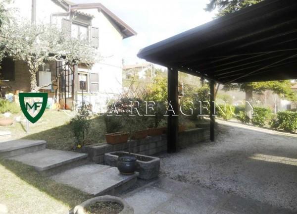 Villa in vendita a Varese, La Rasa, Con giardino, 160 mq