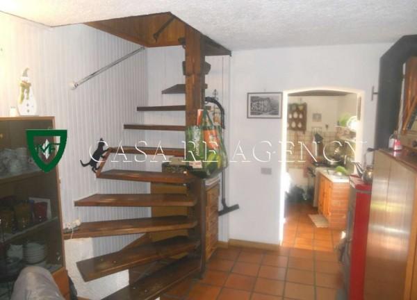 Villa in vendita a Varese, La Rasa, Con giardino, 160 mq - Foto 12