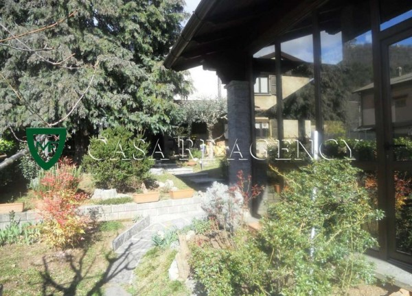 Villa in vendita a Varese, La Rasa, Con giardino, 160 mq - Foto 17