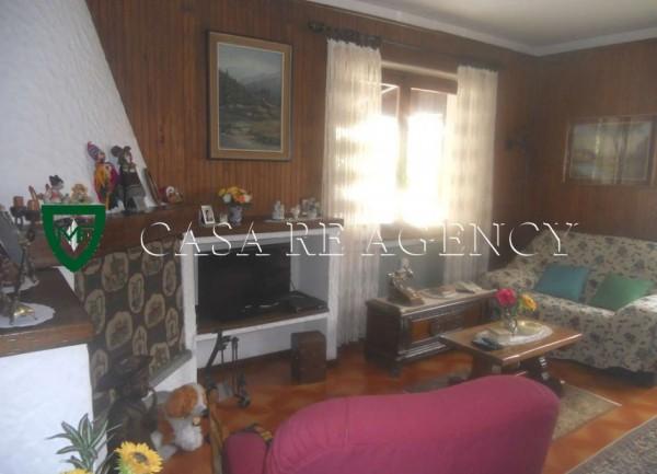 Villa in vendita a Varese, La Rasa, Con giardino, 160 mq - Foto 25