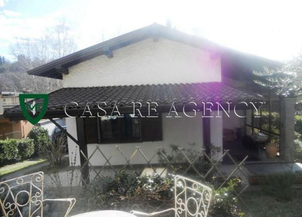 Villa in vendita a Varese, La Rasa, Con giardino, 160 mq - Foto 6