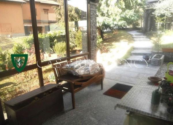 Villa in vendita a Varese, La Rasa, Con giardino, 160 mq - Foto 9