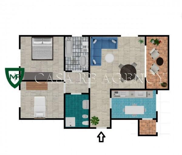 Appartamento in vendita a Varese, Ippodromo, 102 mq - Foto 2