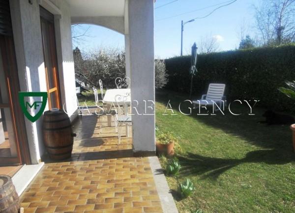 Appartamento in vendita a Varese, San Fermo, Con giardino, 150 mq - Foto 14