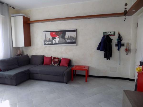 Appartamento in vendita a Senago, Centro, 65 mq