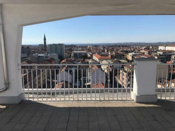 Appartamento in vendita a Alessandria, Piazza Matteotti, 250 mq