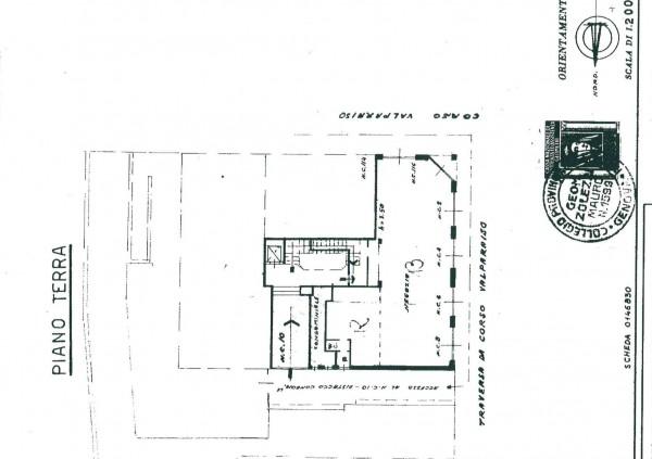 Negozio in vendita a Chiavari, Lungomare, Con giardino, 100 mq - Foto 2