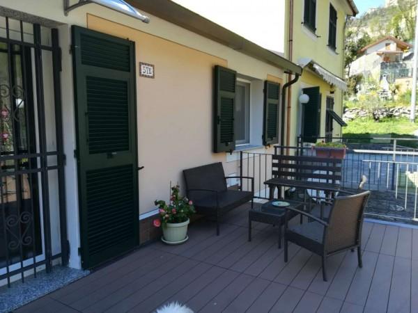 Appartamento in vendita a Avegno, Con giardino, 80 mq